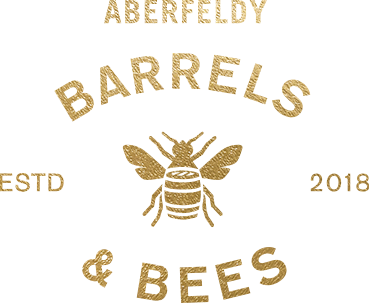 Logo Aberfeldy Barrels & Bees
